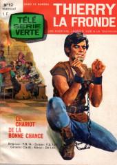 Thierry la Fronde (Télé Série Verte) -12- Le chariot de la bonne chance