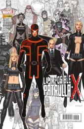 La imposible Patrulla-X -46- La Revolución. Parte 5