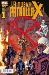 La nueva Patrulla-X -35- Los fantasmas de Cíclope. Parte 1 de 6.