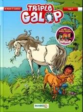 Triple galop -11- Tome 11