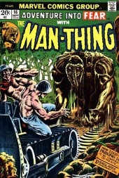 Adventure into Fear (Marvel comics - 1970) -16- Cry of the Native