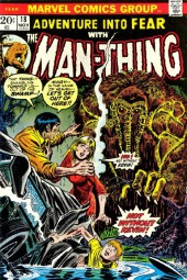 Adventure into Fear (Marvel comics - 1970) -18- A Question of Survival