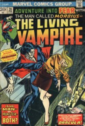 Adventure into Fear (Marvel comics - 1970) -20- The Man Called Morbius.. The Living Vampire