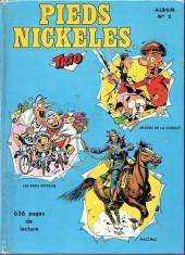 Trio - Les Pieds Nickelés Magazine -INT2- Album N°2 album du journal
