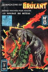 Brûlant (1re série) -8- Le Soldat de Métal