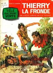 Thierry la Fronde (Télé Série Verte) -17- Les compagnons de la coquille