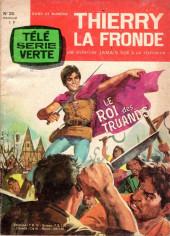 Thierry la Fronde (Télé Série Verte) -26- Le roi des truands
