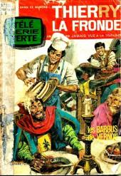 Thierry la Fronde (Télé Série Verte) -28- Les barbus de Vernon