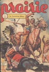 Prairie (Impéria) -1- Le Comanche blanc