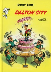 Lucky Luke (Pub et Pastiches) -34Citel- Dalton City