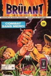 Brûlant (2e série) -1- Combat Sans Merci
