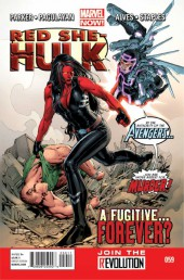 Red She-Hulk (2012) -59- Hell Hath No Fury, Part 2