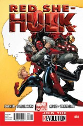 Red She-Hulk (2012) -60- Hell Hath No Fury, Part 3