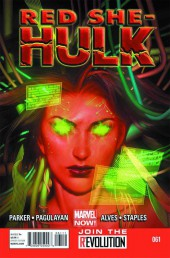 Red She-Hulk (2012) -61- Hell Hath No Fury, Part 4