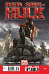 Red She-Hulk (2012) -62- Hell Hath No Fury, Part 5