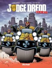 Judge Dredd (Delirium) -1- Origines