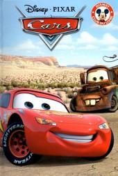 Mickey club du livre -71A- Cars