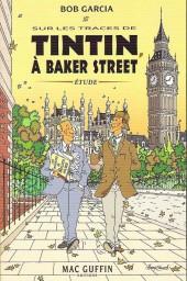 (AUT) Hergé -111a11- Tintin à Baker Street