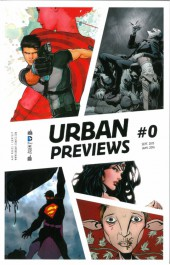 Urban Previews -0- Urban Previews #0