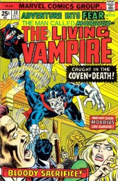Adventure into Fear (Marvel comics - 1970) -30-