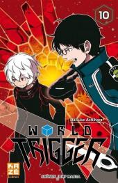 World Trigger -10- Tome 10