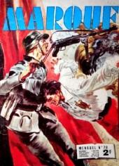 Marouf -70- La vengeance de John Matt
