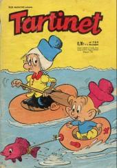 Tartinet -194- Une copine pour les lagrinche