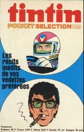 Tintin (Sélection) -29- Tintin pocket sélection n° 29