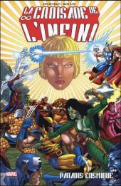 Marvel Gold -14- La croisade de l'infini - Paradis cosmique