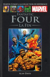 Marvel Comics - La collection (Hachette) -5450- Fantastic Four - La Fin