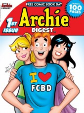 Free Comic Book Day 2014 - Archie Digest