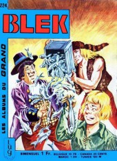 Blek (Les albums du Grand) -224- Numero 224