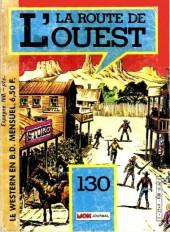 La route de l'Ouest -130- Les razzias des navajos