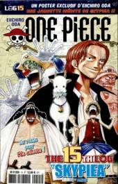 One Piece - La collection (Hachette) -15- The 15th Log