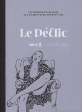 Les grands Classiques de la Bande Dessinée érotique - La Collection -11- Le Déclic - tome 1