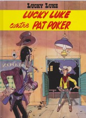 Lucky Luke (Pub et Pastiches) -5Esso- lucky luke contre pat poker