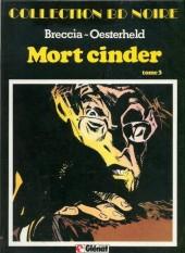 Mort Cinder -3- Tome 3