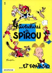 Spirou et Fantasio -1d1981- 4 aventures de Spirou ...et Fantasio