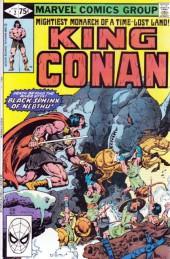 King Conan (1980) -2- The black sphinx of nebthu / chapter 2: the black beast slays!