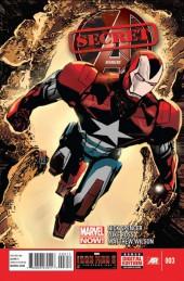 Secret Avengers (2013) -3- Mission 003: Arlington