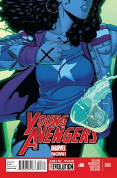Young Avengers (2013) -3- Parent Teacher Disorganization