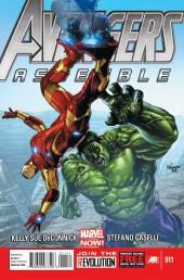 Avengers Assemble (2012) -11- Faith in Monsters