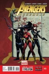 Avengers Assemble (2012) -12- Widow's Ledger, Part 1