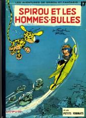 Spirou et Fantasio -17c73- Spirou et les Hommes-Bulles