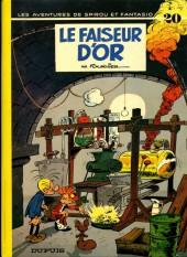 Spirou et Fantasio -20a1974- Le faiseur d'or