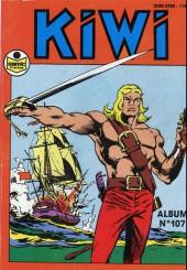 Kiwi -REC107- Album n°107 (du n°423 au n°425)