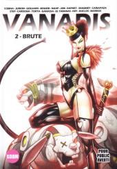 Vanadis -2- Brute