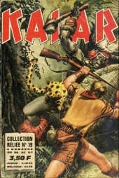 Kalar -REC19- Collection reliée N°19 (du n°114 au n°117)