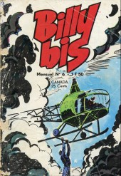 Billy Bis -6- Pilote de course
