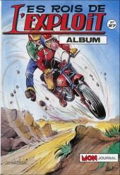 Les rois de l'exploit -Rec27- Album N°27 (n°56 + n°50 + n°59)